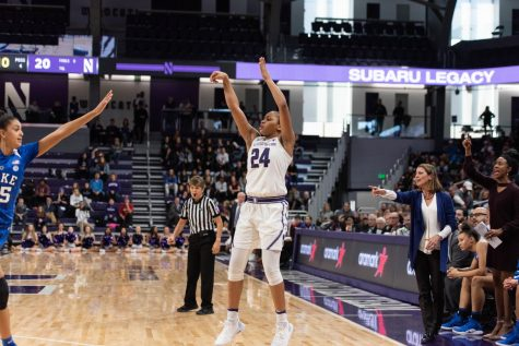 Women's Basketball: Northwestern loses to DePaul despite early double-digit lead