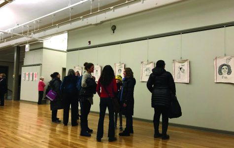 Evanston artists debut 'Word' exhibit honoring black women