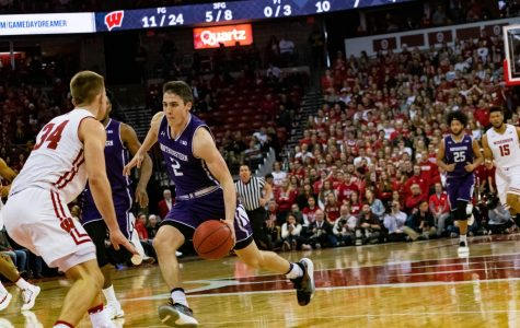Men's Basketball: The Wildcats go cold on offense in 62-46 loss against Wisconsin