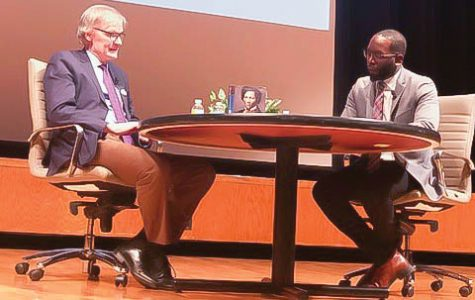 Author and scholar David Blight discusses his writing process, Frederick Douglass