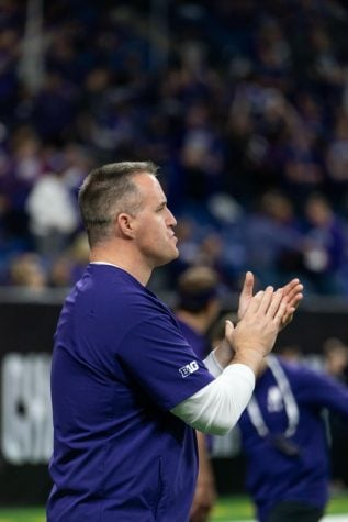 Football: Kurt Anderson promoted to lead Northwestern's offensive line