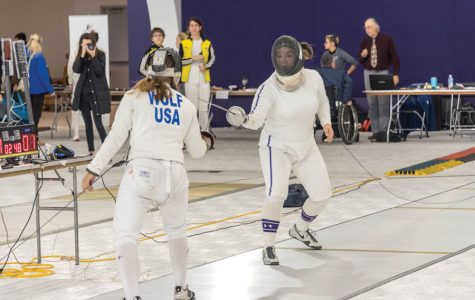 Fencing: Wildcats receive and defend highest-ever ranking