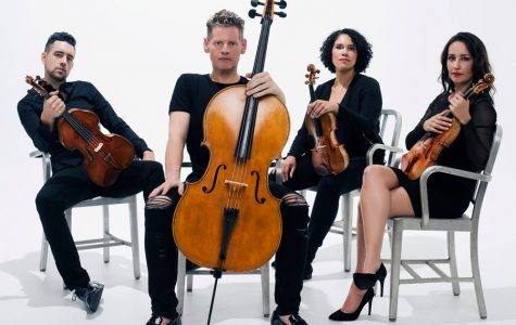 Gryphon Trio and Catalyst Quartet to perform at Winter Chamber Music Festival