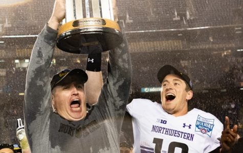 Football: Northwestern makes Holiday Bowl statement, then Pat Fitzgerald makes his