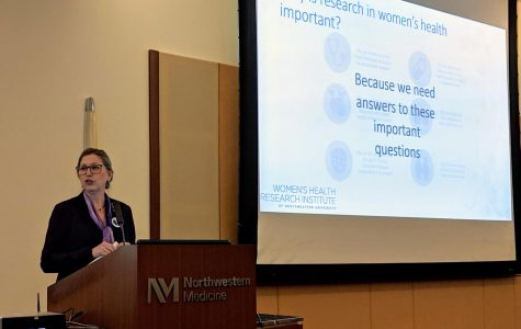 Northwestern symposium celebrates sex-inclusive science, relaunches women's health registry