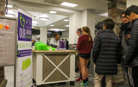Students raise money for commutes of workers still expected on campus during cold