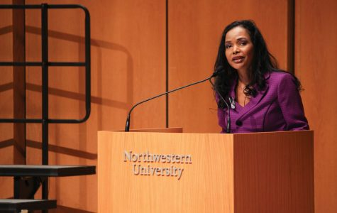 Maggie Anderson speaks about research, economic equality in MLK keynote speech