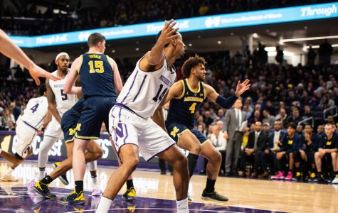 Men's Basketball: Northwestern dispels Rutgers' second-half rallies, winning 65-57