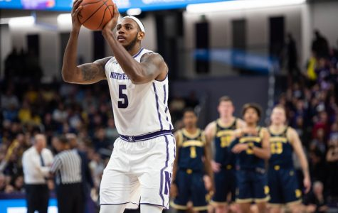 Men's Basketball: Northwestern dominated by No. 8 Michigan State in 81-55 loss