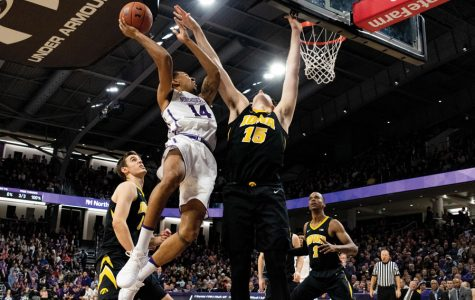 Men's Basketball: Michigan routs Northwestern the second time around