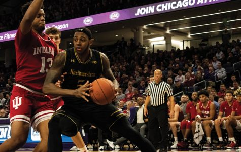 Men's Basketball: Northwestern sings to a different tune in win over Indiana