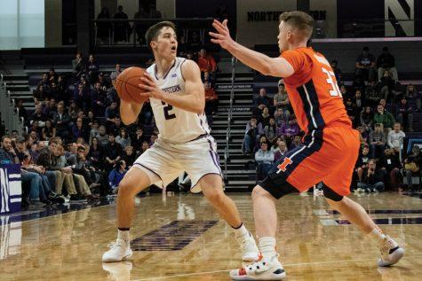 Men's Basketball: No. 2 Michigan awaits Northwestern men's basketball