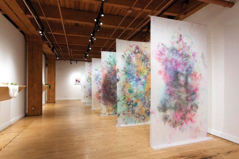 'Rebuilding the Present' explores connection between meditation, arts