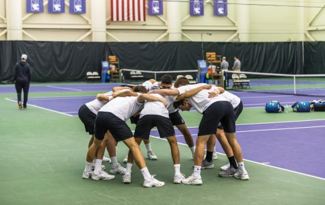 Men's Tennis: Ready to put its first three matches behind it, Northwestern gears up for Alabama and Auburn