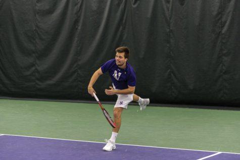 Men's Tennis: Northwestern looks to start off season on the right foot against Memphis