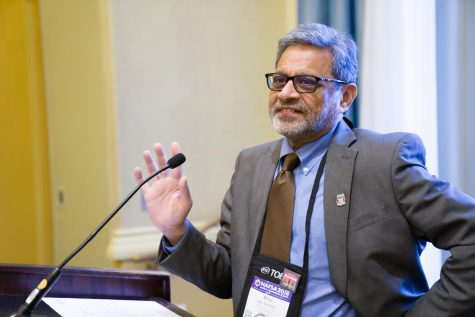 Director of NU's International Office takes leadership role at global education organization