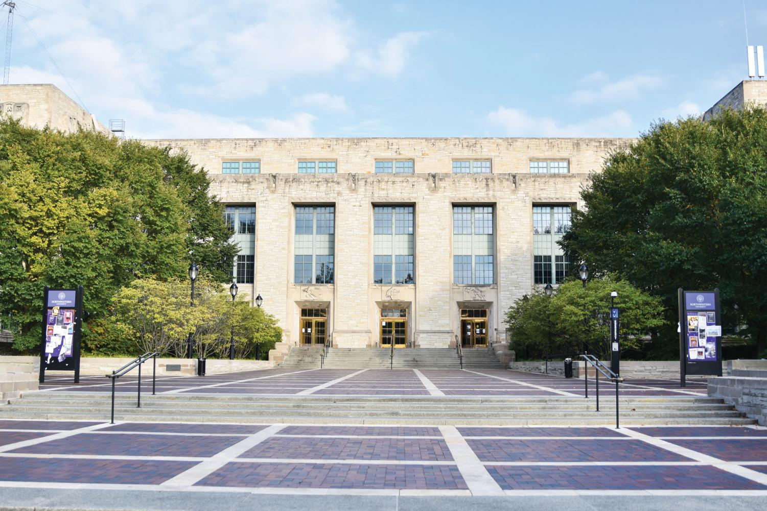 The government shutdown has not impacted Northwestern's federal research funding but could if significantly prolonged, said Jay Walsh, vice president for research.