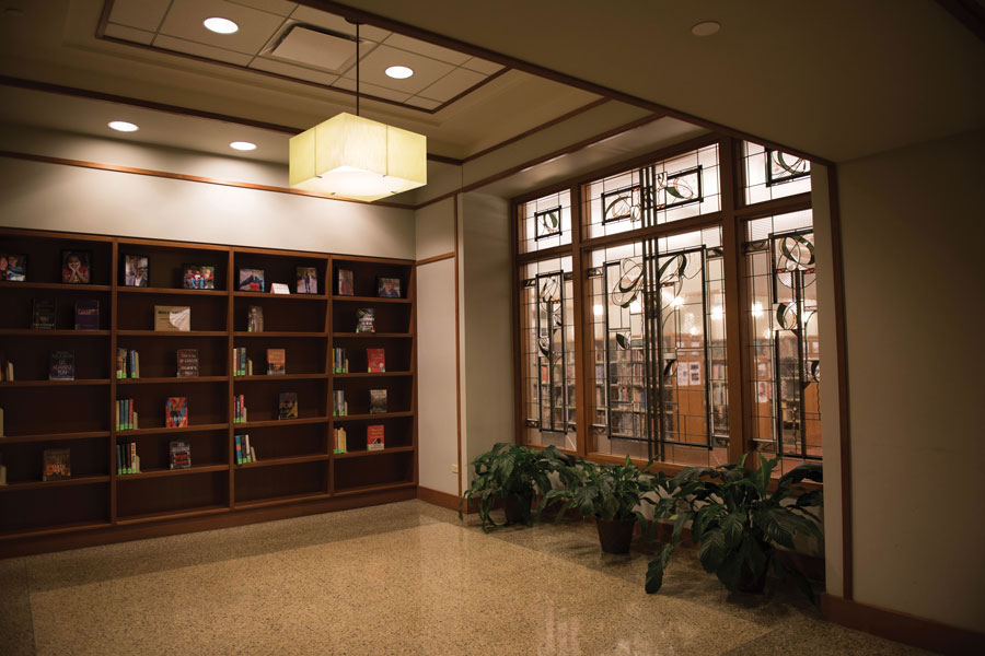 Evanston Public Library, 1703 Orrington Ave. EPL will provide services like HIV prevention counseling and rapid HIV screening, as well as screenings for syphilis, gonorrhea, and chlamydia in an effort to improve health literacy.