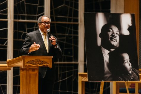 Activist who worked with Martin Luther King Jr. calls for 'political justice'