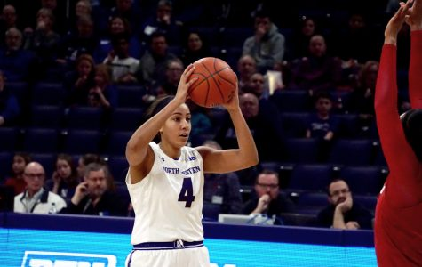Women's Basketball: Wildcats prevail in last minute in close game against Cornhuskers