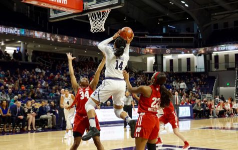 Women's Basketball: Northwestern's stifling defense leads to 72-46 blowout against Wisconsin
