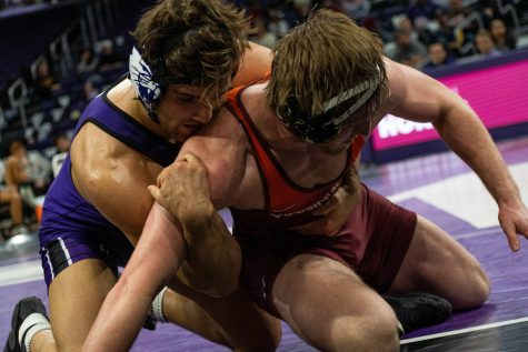 Wrestling: Northwestern looks to improve on 2-5 start with matches against Wisconsin, Minnesota