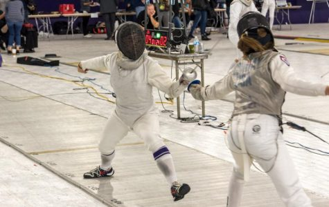 Fencing: Wildcats to face strong lineup at Philadelphia Invitational