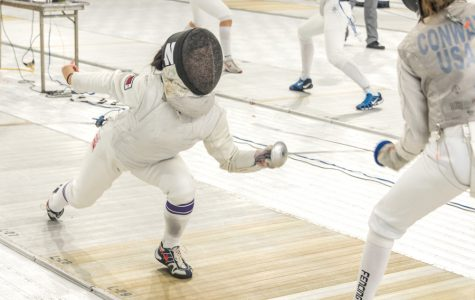 Fencing: Northwestern, Lombard roll into huge weekend for program