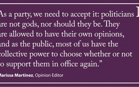 Martinez: Deifying politicians will only hurt us more later