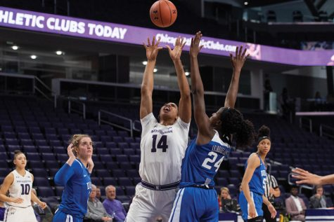 Women's Basketball: Northwestern heads into matchup at No. 25 Indiana