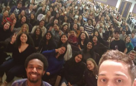 Pete Davidson brings laughter to campus with eccentric personal anecdotes