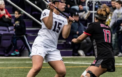 Lacrosse: Northwestern to host Dartmouth and Duke this weekend inside Ryan Fieldhouse