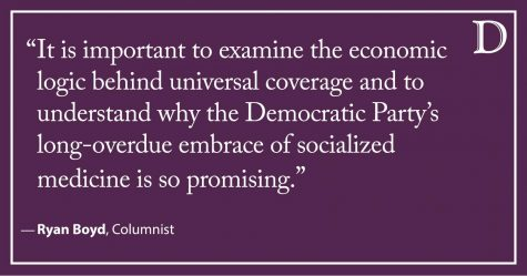 Boyd: The economic case for universal healthcare