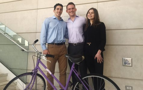 New student-run bike share program to debut on campus in the spring
