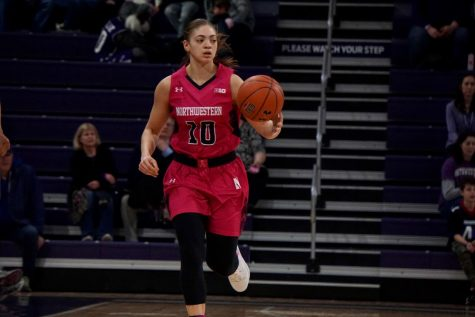 Women's Basketball: Northwestern tries to get back in win column against Penn State