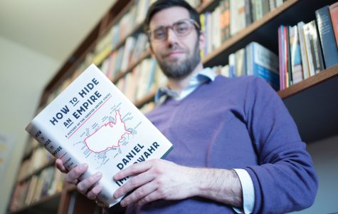 Northwestern professor's new book explores US empire, overseas territories