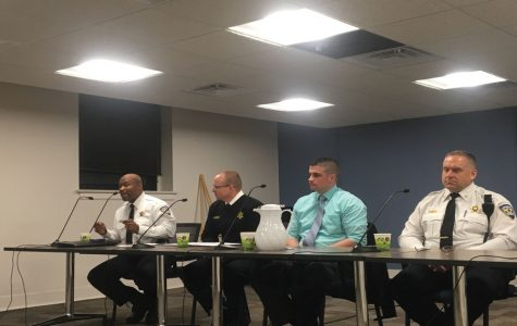EPD officers discuss transparency, community relations at town hall
