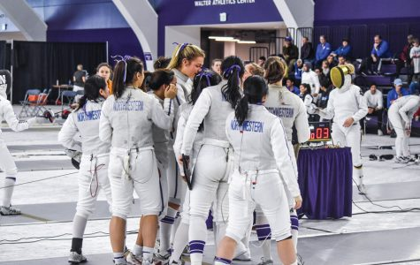 Fencing: Northwestern wins second straight Midwest Fencing Conference championship