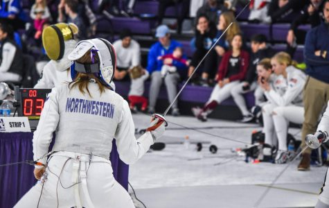 Fencing: Northwestern will send seven freshmen to Junior Olympics