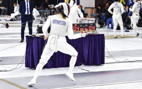 Fencing: Northwestern hosts and fences country's best