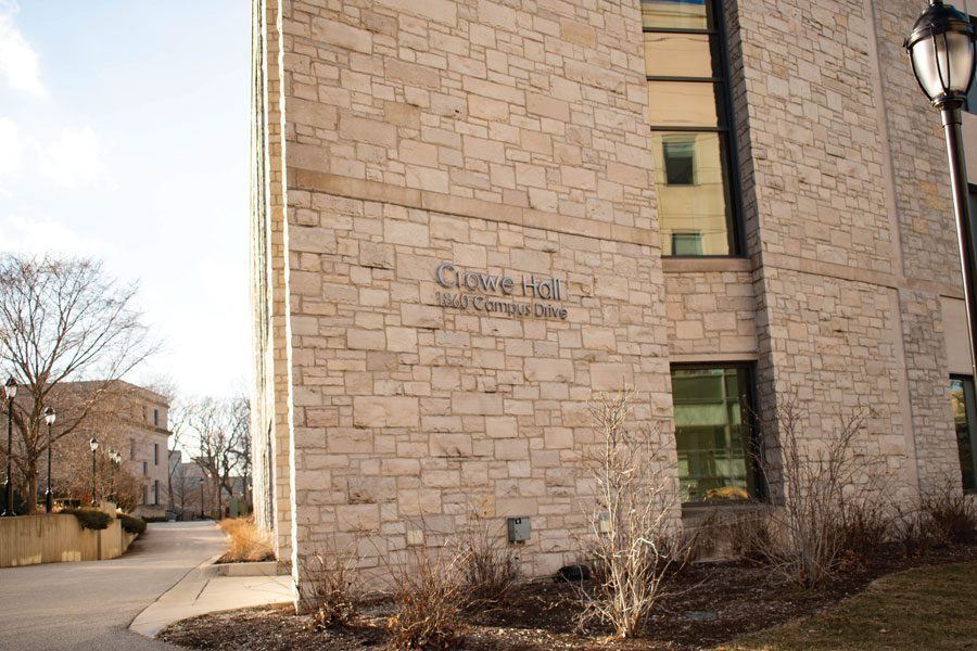 Crowe Hall, home to the Asian American Studies and Latina and Latino Studies Programs. Using money from a $2.75 million Andrew W. Mellon grant, the programs will begin hiring faculty without tenure homes in other departments.