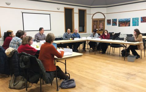 Affordable Housing Plan Steering Committee holds inaugural meeting
