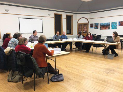 Affordable Housing Plan Steering Committee holds inaugural meeting