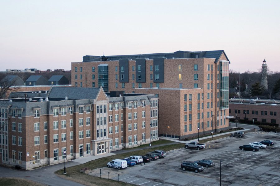 560 Lincoln and Kemper Hall. Northwestern's gender-open housing policy currently includes rooms in 560 Lincoln, Kemper Hall and Foster-Walker Complex.