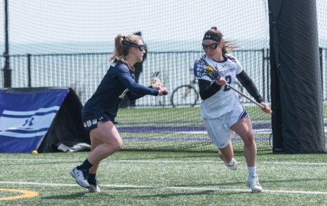 Lacrosse: Northwestern holds on against Louisville