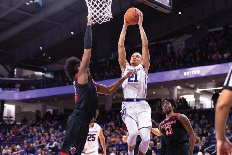 Men's Basketball: Wildcats swatted back down the Big Ten standings
