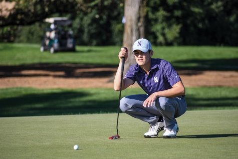 Men's Golf: Northwestern looks to win at The Prestige at PGA West