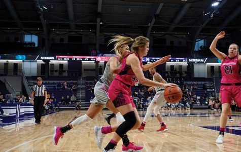 Women's Basketball: Déjà vu for NU in turnover-filled loss to Minnesota
