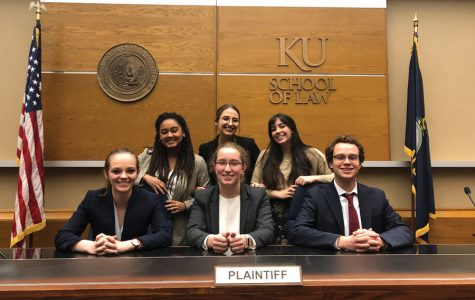 Mock Trial qualifies for 'most important tournament of the season' despite recent budget cuts