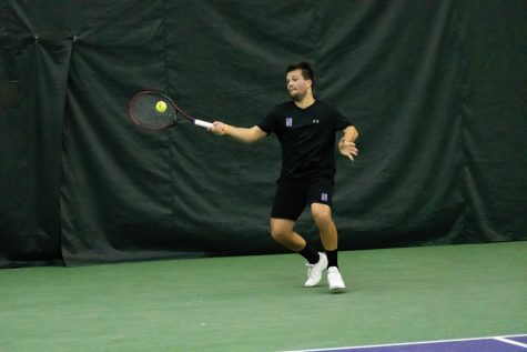 Men's Tennis: Northwestern ready to rebound from loss to Columbia as they play in Indiana and Louisville this weekend